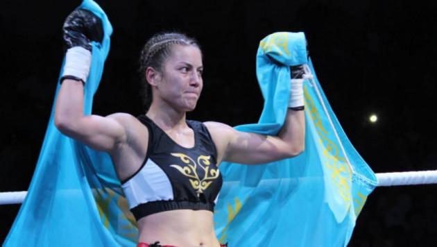 Фируза Шарипова досрочно победила танзанийку и завоевала титул от IBA