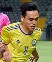 Казахстанский футболист сыграл за латвийский клуб в гостевом матче