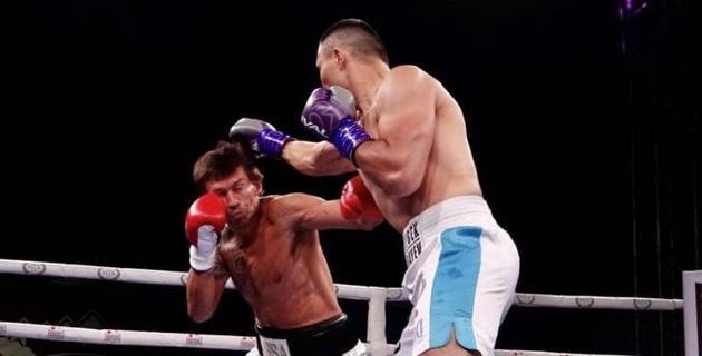 Видео боя, или как капитан сборной Казахстана Кункабаев нокаутировал Акбербаева