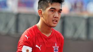 Казахстанский футболист стал лучшим игроком тура в российском чемпионате