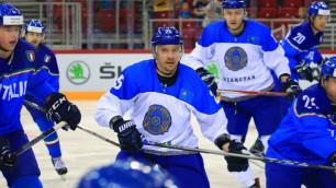 Экс-хоккеист сборной Казахстана нашел новый клуб