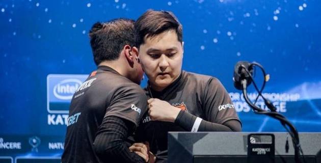 Абай HObbit Хасенов стал лучшим ассистентом в дебютном матче за новую команду по CS:GO