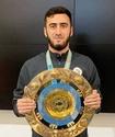 Казахстанский футболист вошел в заявку азербайджанского клуба на Лигу Европы