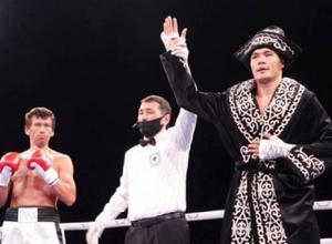 """""""Заявил о себе и предупредил остальных"""". BoxingScene назвал Кункабаева новой звездой тяжелого дивизиона"""