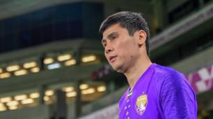 """Исламхан провел второй матч за """"Аль-Айн"""" на турнире в Абу-Даби"""