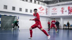 Казахстанец подписал контракт с футзальным клубом из России