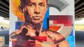 Как появились Головкин и Брайнт. Граффити-художник - о мировых звездах в Нур-Султане