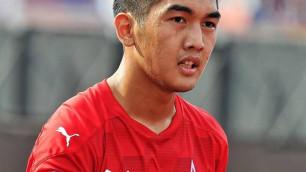 Игрок молодежной сборной Казахстана не попал в стартовый состав российского клуба на кубковый матч