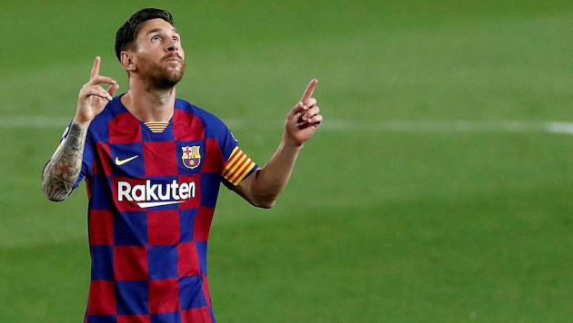 """""""Барселона"""" решила обойтись без суда и продать Месси"""