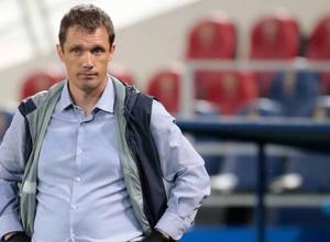 Главный тренер ЦСКА объяснил выход Зайнутдинова и похвалил его за дебютный матч