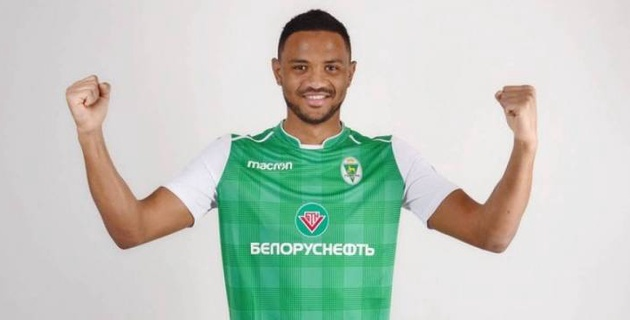 Экс-игрок казахстанского клуба вернулся в чемпионат Беларуси