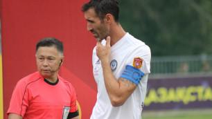 """""""Ордабасы"""" назвал стартовый состав на матч Лиги Европы"""