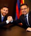 """Президент """"Барселоны"""" выдвинул требование для своей отставки"""