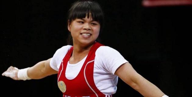 Чиншанло стала серебряной призеркой международного Кубка по тяжелой атлетике
