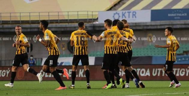 """Стали известны все потенциальные соперники """"Кайрата"""" во втором раунде Лиги Европы"""