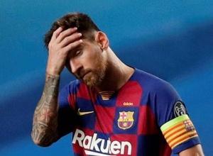 """""""Барселона"""" отказалась от юридической фирмы из-за совета Месси"""