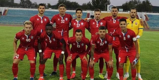 """Обидчик """"Ордабасы"""" в Лиге Европы одержал разгромную победу через три дня после матча в Шымкенте"""