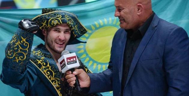 UFC официально объявил о дебютном бое казахстанца Морозова с двоюродным братом Хабиба