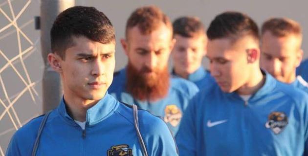 Молодежная сборная Казахстана лишилась форварда российского клуба перед матчами отбора на Евро-2021