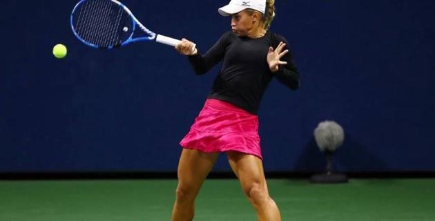 Путинцева вышла в третий круг US Open