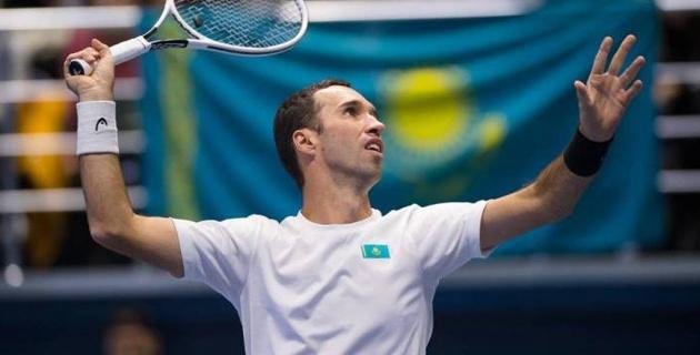 Кукушкин отыгрался с 1-3 в пятом сете и победил 19-ю ракетку мира во втором круге US Open