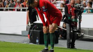 Криштиану Роналду рискует пропустить матчи Лиги наций