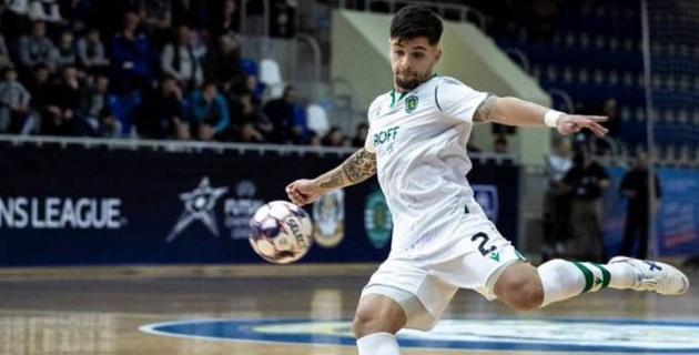 Защитник сборной Казахстана по футзалу может выиграть трофей в дебютном матче за новый клуб