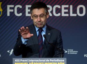 "Президента ""Барселоны"" заподозрили в отмывании денег"