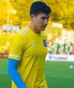 Зайнутдинов забил первый гол Казахстана в Лиге наций