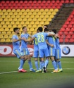Голы Зайнутдинова и Куата принесли Казахстану победу в первом матче нового сезона Лиги наций