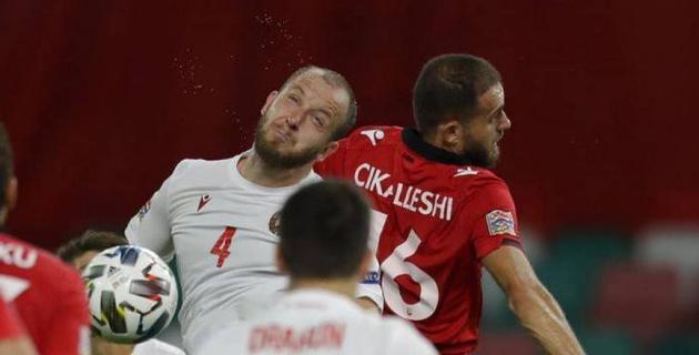 Следующий соперник сборной Казахстана по футболу в Лиге наций проиграл дома Албании