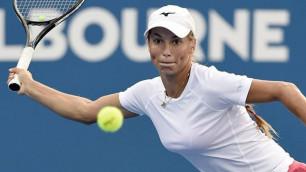 Видео третьего победного матча Юлии Путинцевой на US Open-2020
