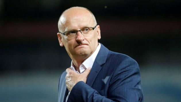 Счет не отражает ход матча - главный тренер сборной Литвы о поражении от Казахстана в Лиге Наций