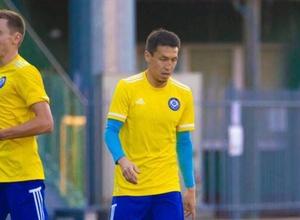 Сборная Казахстана потеряла футболиста на первый домашний матч в Лиге наций