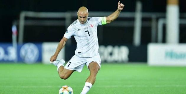 Футболисты казахстанского клуба помогли своей сборной стартовать с победы в Лиге наций