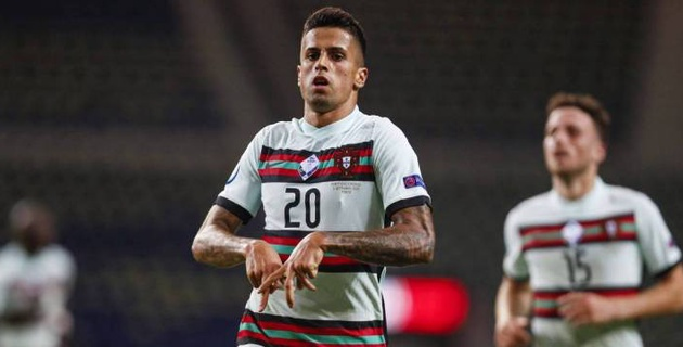 Португалия без Роналду разгромила Хорватию на старте Лиги наций