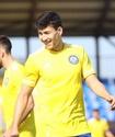 Футболисты сборной Казахстана начали подготовку к первому домашнему матчу в Лиге наций