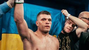 Сергей Деревянченко нанес на новую капу флаг Казахстана