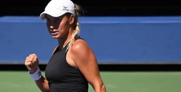 Путинцева обыграла 15-ю ракетку мира и вышла в четвертьфинал US Open