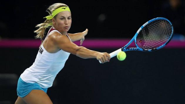 Видео победы Путинцевой, или как казахстанка обыграла 15-ракетку мира и вышла в четвертьфинал US Open