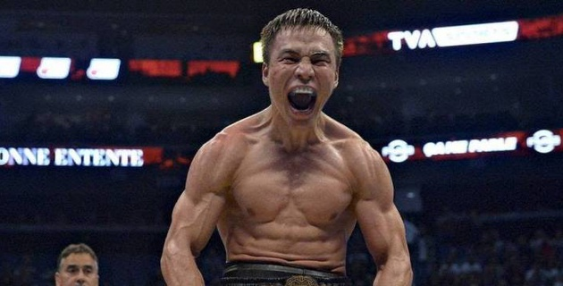 Джукембаев вошел в топ-10 рейтинга The Ring