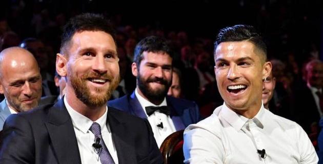 Названы лучшие футболисты в мире после Месси и Роналду