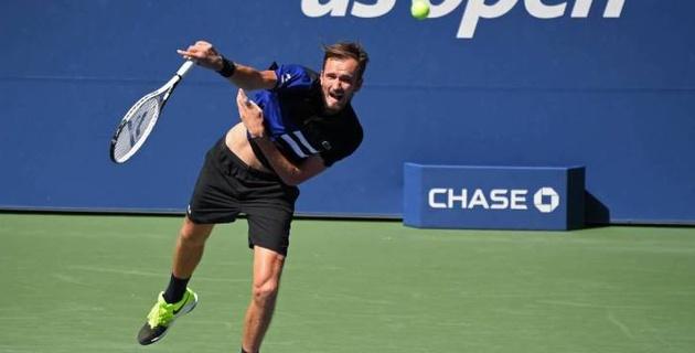 Впервые в истории US Open в 1/4 финала мужского турнира россияне сыграют друг с другом