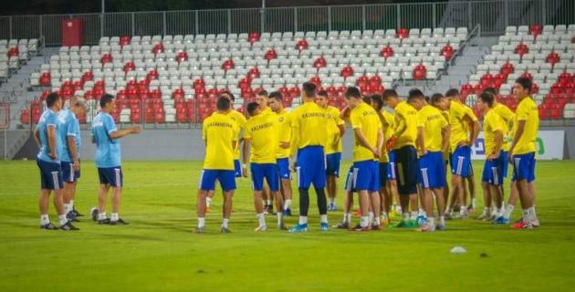 Сейдахмет выйдет в старте молодежной сборной Казахстана на матч с Израилем в отборе на Евро-2021