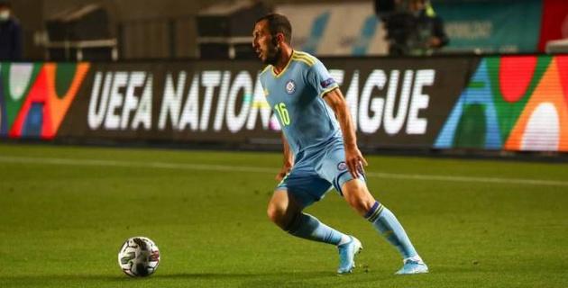 Гафуржан Суюмбаев принес извинения за привоз в матче Лиги наций Казахстан - Беларусь