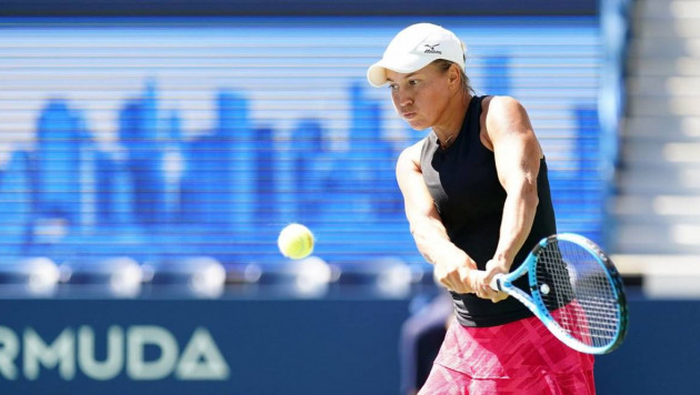 Юлия Путинцева проиграла исторический для Казахстана матч на US Open