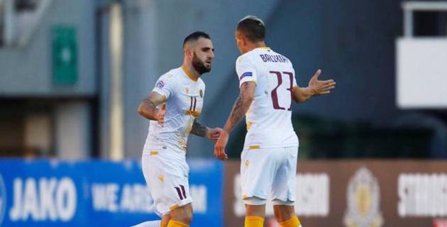 Футболисты из КПЛ помогли сборной одержать первую победу в Лиге наций