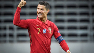 Роналду сделал дубль в матче Лиги наций и вошел в историю