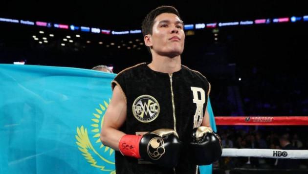Другая дата? Названы сроки титульного поединка олимпийского чемпиона из Казахстана