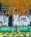 Лидер сборной Казахстана по футзалу завоевал трофей в дебютном матче за новый клуб